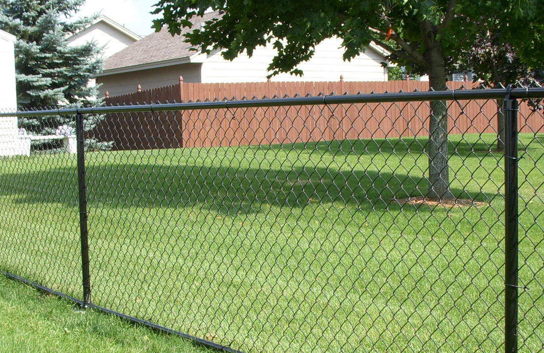 Premier Fencing Chain Link Fence